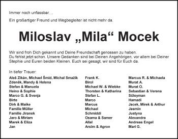 Zur Gedenkseite von Miloslav