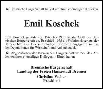 Zur Gedenkseite von Emil