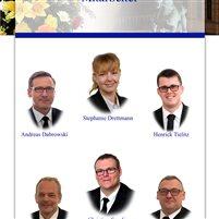 Das Team bei Beerdigungsinstitut Tielitz