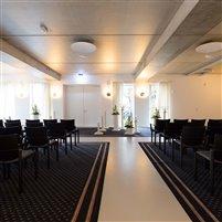 Feierhalle für bis zu 130 Gäste